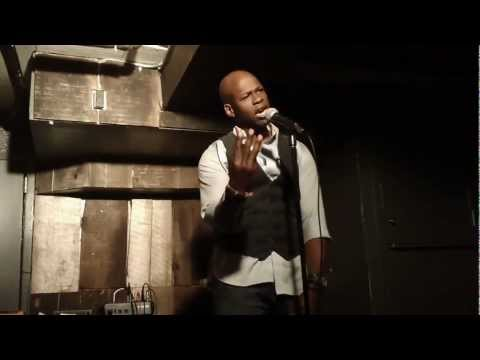 Actor/Spoken Word Poet D-Black @ Mike Geffner Presents The Inspired Word - Part 1