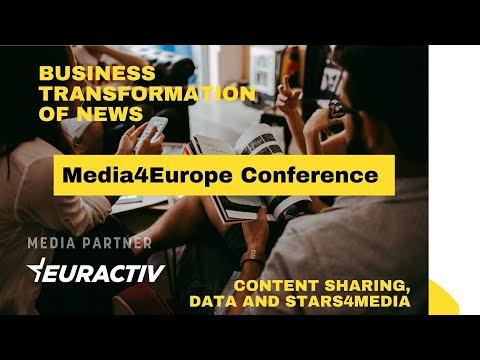 Business Transformation of NEWS media: Content Sharing, Data and Stars4Media