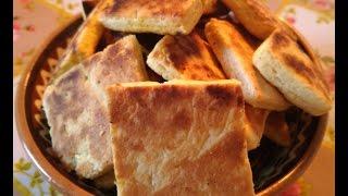 Песочное печенье на сковороде