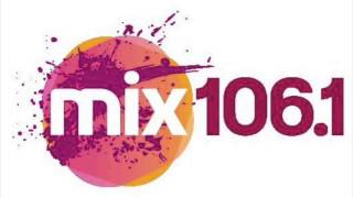 Mix 106.1 (WISX Philadelphia) Station ID