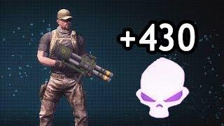 Gambar cover Gangstar Vegas: One Man Army VS Alien | +430 Aliens Head