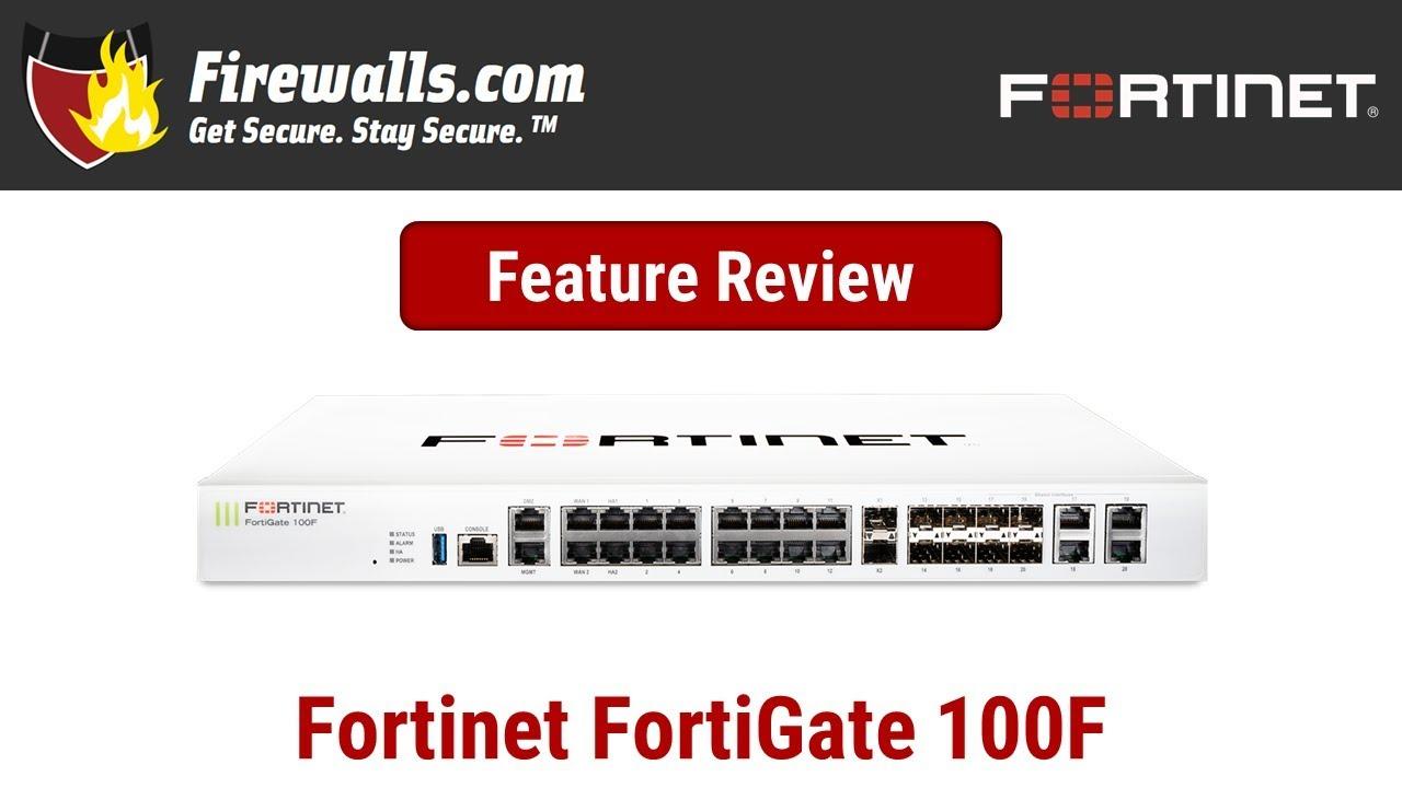 Fortigate 101F