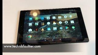 Fire HD 10 Google Play Store und APKs unter FireOS 5.6 installieren + Erklärbär