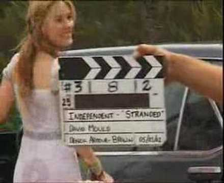 Jennifer Paige the Making Of Stranded
