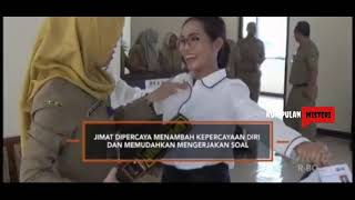 suka duka CPNS - on the spot trans 7