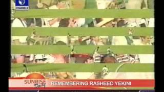 Yekini was not broke - Kayode Tijani