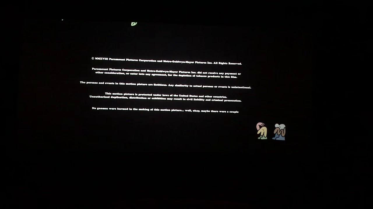 Download Digital Cinema Endings: Sherlock Gnomes (2018)