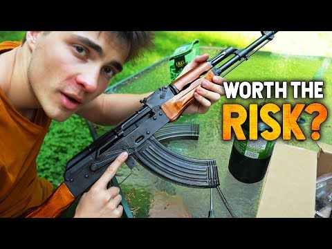 BUYING AIRSOFT GUNS OFF CRAIGSLIST - worth the risk?