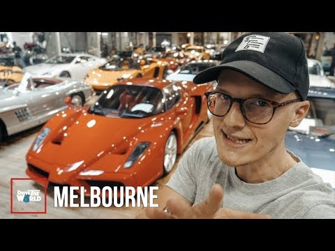 Australia's Incredible $50million Supercar Showroom | Eᴘ9: Aᴜsᴛʀᴀʟɪᴀ