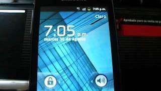Samsung Galaxy Mini GT-S5570L Gingerbread (2.3.4)