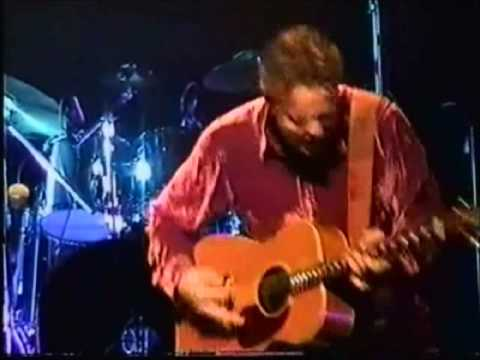"""Tommy Emmanuel playing """"Classical Gas/Saturday Night's Alright"""" in France in 2001."""