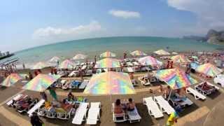 Судак совсем пустые пляжи ?18 июня 2015(пляжи Судака 18 июня 2015 г подробнее здесь ..., 2015-06-18T10:31:08.000Z)