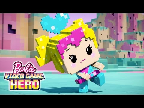 You Can Change the Game | Barbie Video Game Hero | Barbie