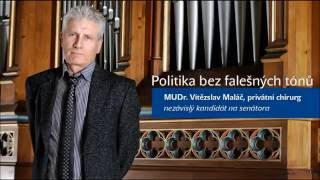 MUDr. Vítězslav Maláč, senátní volby 2016