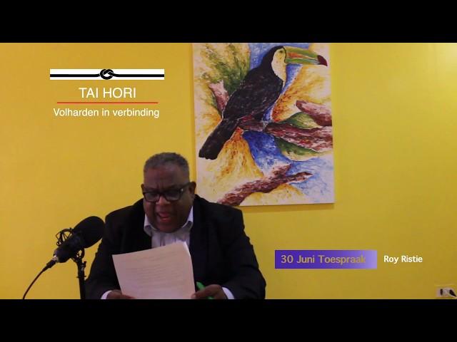 30 juni toespraak van BESEF 2020