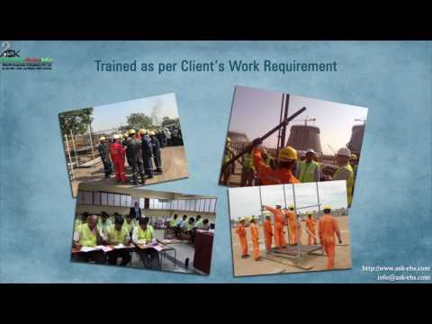 Environment, Health,  & Safety Manpower Supply