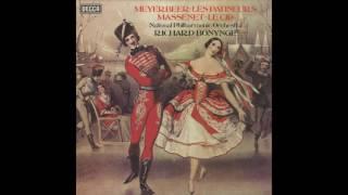 Silent Tone Record/バレエ音楽集/マイアベーア:スケートをする人々,マスネ:ル・シッド~7曲,アリアーヌの嘆き/リチャード・ボニング指揮ナショナル・フィルハーモニック管弦楽団