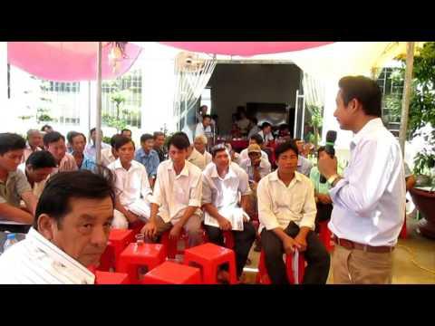 Hội Thảo Công Ty  TNHH Thủy Sản Tâm Việt Tại Long An
