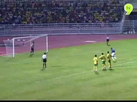 Charity Match: Kedah 1-4 Brazil