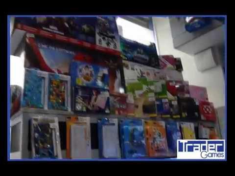 Trader Games - Magasin de jeux vidéo à Paris - Retrogaming, imports japonais...Tout y est!!