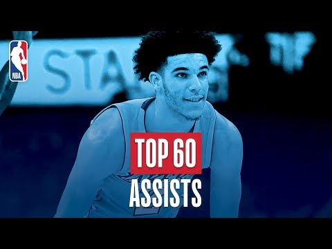 Top 60 Assists | 2017-2018 NBA Season