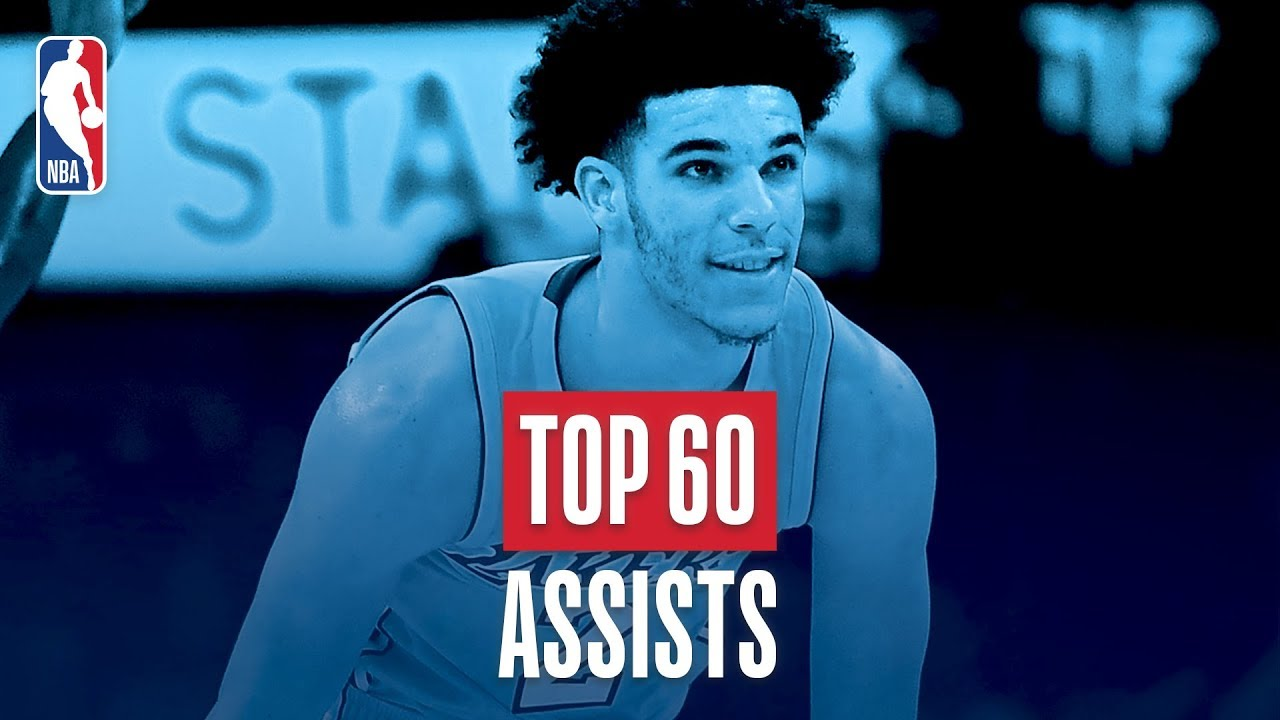 top-60-assists-2017-2018-nba-season