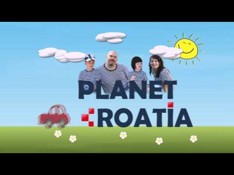 Planet Croatia - Jingle