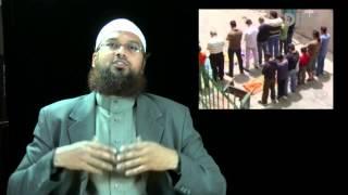 THE MUSLIMS & VANDEMATARAM - WHAT'S THE CONFLICT?  - Umar Shariff, President, DIET 1/2