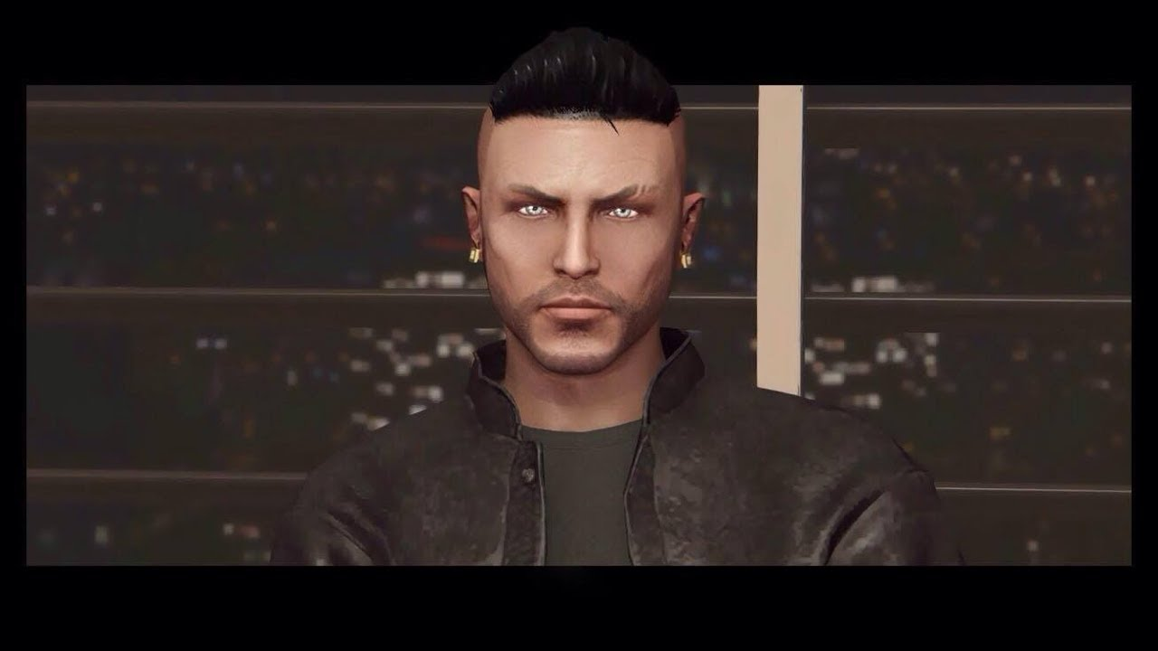 GTA V Online | Super Realistic/Aged Badass - Male Character Creation