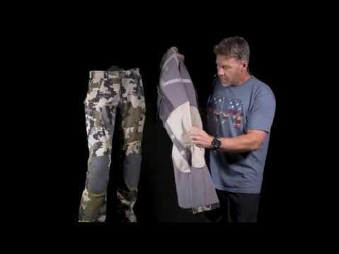 4c84d3d4f48f0 KUIU Talus Hybrid Pant - Development Breakdown - YouTube