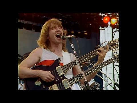 Triumph Us Festival Full Concert 1983 LIVE May 29, 1983 HiFi 1080p