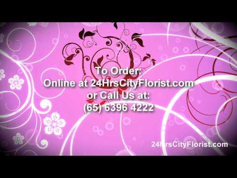 Singapore Florist - 24Hrs City Florist