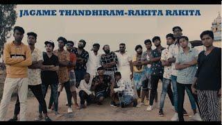 Jagame Thandhiram-Rakita Rakita cover Song   Dhanush   Santhosh Narayanan   Karthik Subbaraj