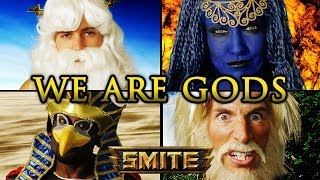 WE ARE GODS | Smite Game Parody Song