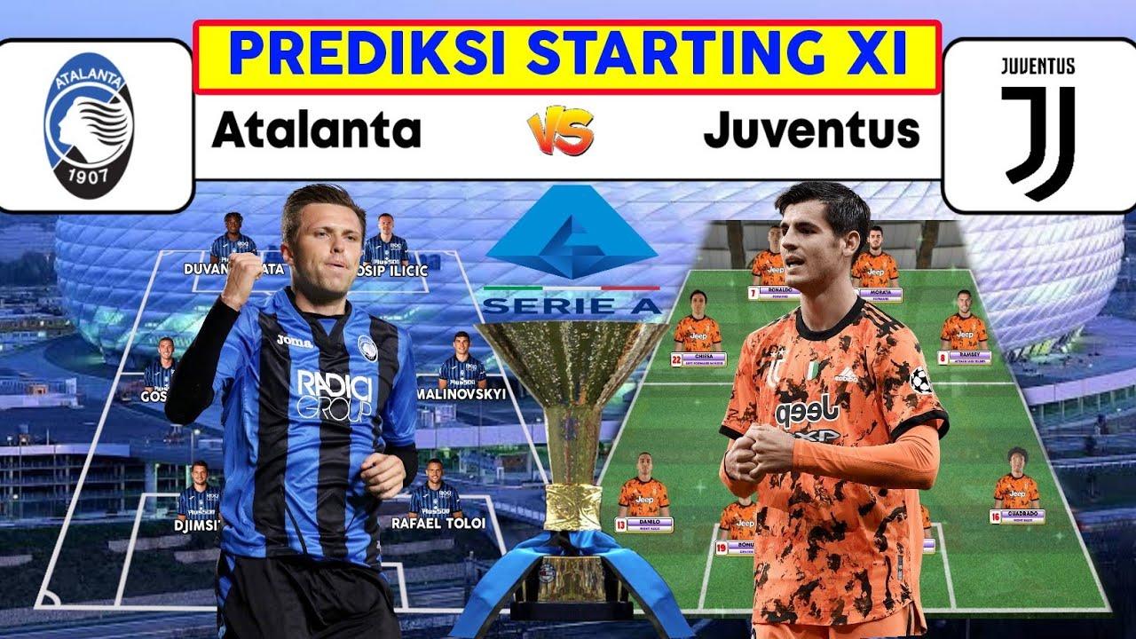 Line-ups: Juventus vs. Atalanta - Football Italia