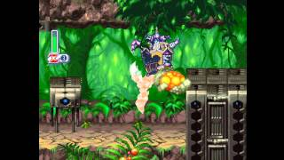 Mega Man X4 Let's Play [Zero 1/6] 100% complete