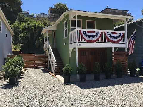 Amazing Vacation Rental in Avila Beach California.  California's Beautiful Central Coast
