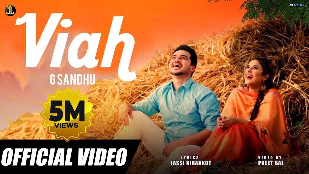 Download Viah : G Sandhu (Official Song) Latest Punjabi Songs | Jatt Life Studios