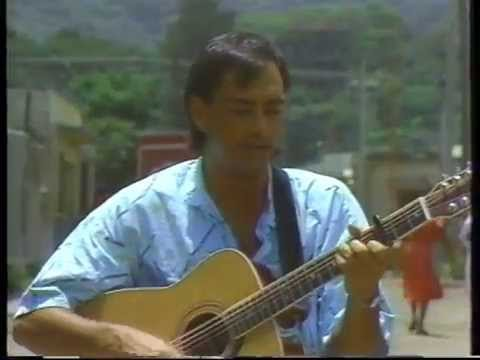 Rich Mullins - Fire By Nite in Guatemala, plus music videos (1988)