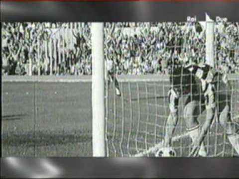 Roma - Juventus  1-2   1973 - La Roma beffa la Lazio e regala lo scudetto alla Juve..