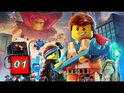 The LEGO Movie Videogame (#1) Biznes Rządzi