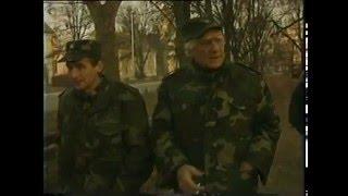 Pannella sul fronte croato a capodanno del 1992