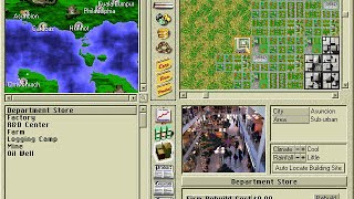 Overview - Business Simulation Games 1995-1999
