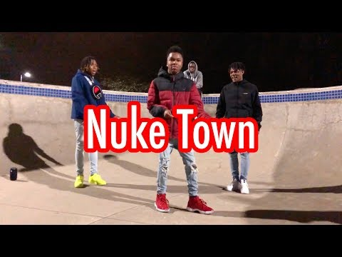 Ski Mask The Slump God, Juice WRLD - Nuketown (Official NRG Video)