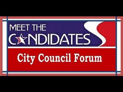 Candidate Forum Part 1