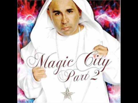 MC Magic - Magic Custom CD