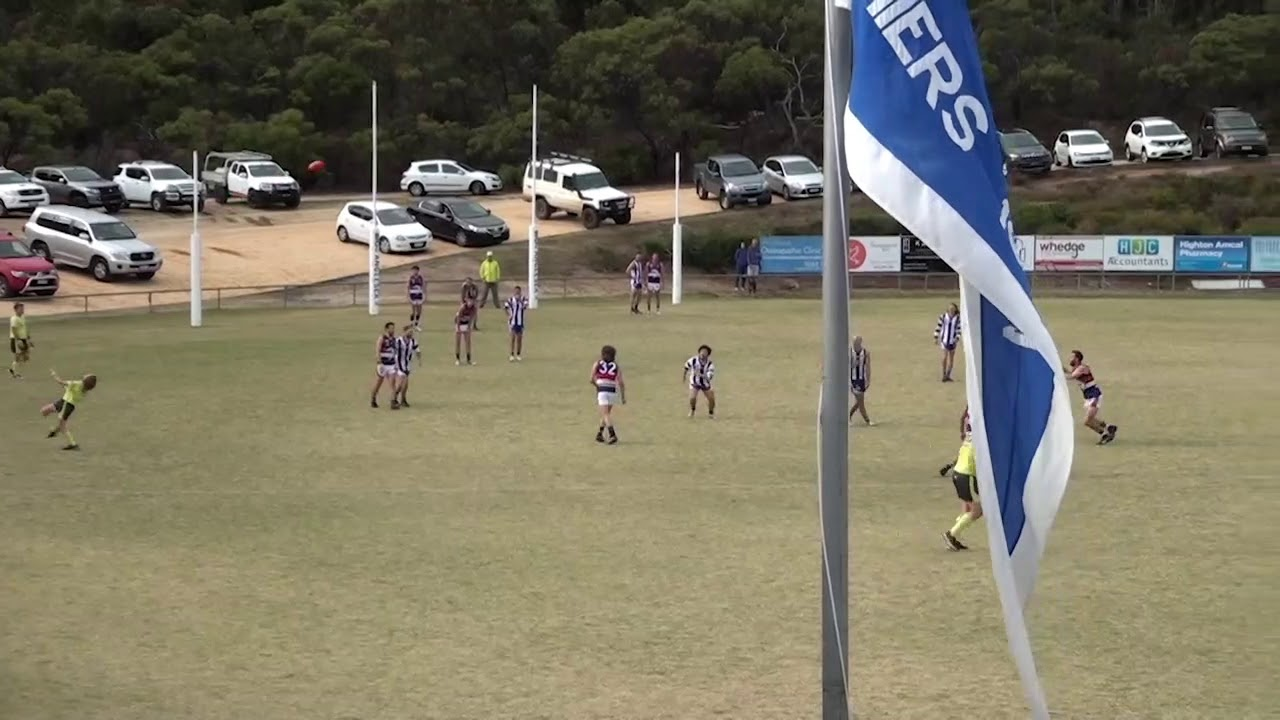 RND 6 Anglesea vs Queenscliff Throw Ins