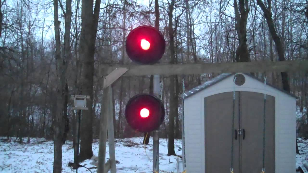 GRS Searchlight Signals Powered by Arduino YouTube