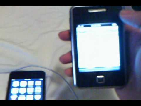 Ipod touch vs Biglots Coby Mp3 player Analysis.