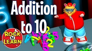 Learn to Add uṗ to 10   Addition Rap